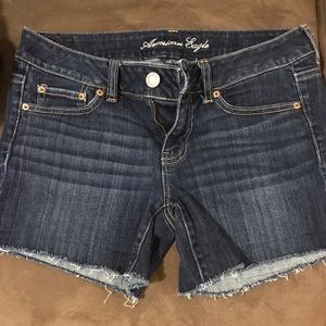American eagle shorts size 10